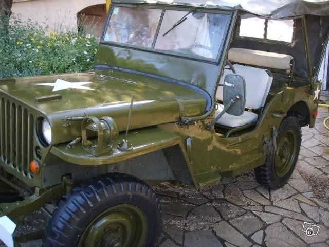 remorque jeep willys vendre pas cher 123 remorque. Black Bedroom Furniture Sets. Home Design Ideas