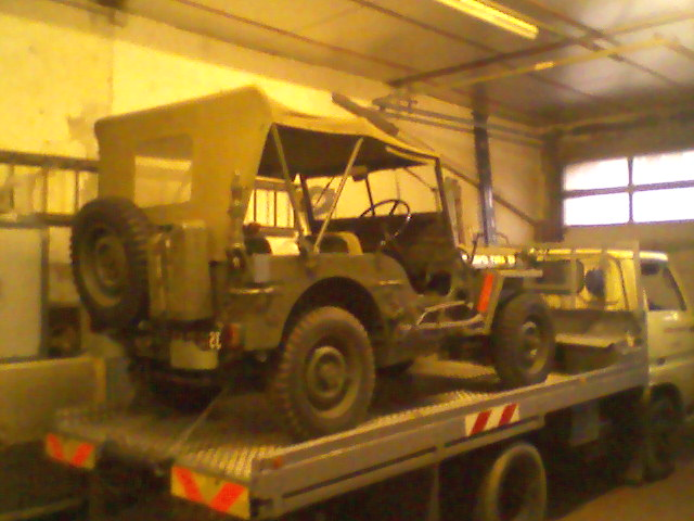 a vendre jeep willys mb 1944. Black Bedroom Furniture Sets. Home Design Ideas