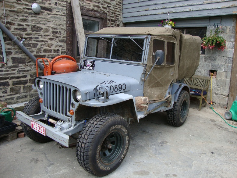 jeep willys a vendre belgique. Black Bedroom Furniture Sets. Home Design Ideas