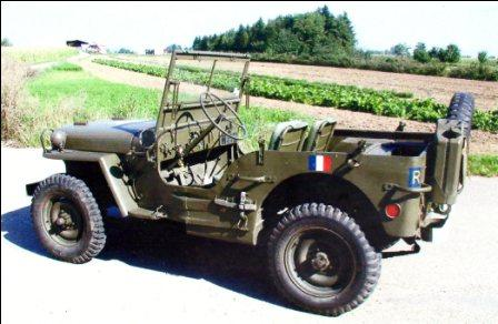 vend ford jeep willys 1943 tres bon etat customise troupe francaise. Black Bedroom Furniture Sets. Home Design Ideas
