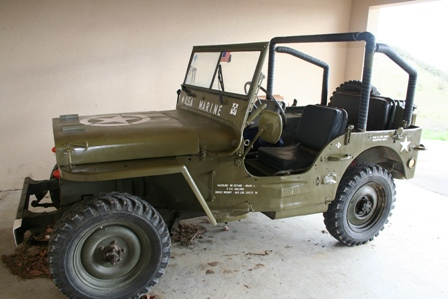 vends jeep willys 1954 moteur diesel ct ok bachee. Black Bedroom Furniture Sets. Home Design Ideas