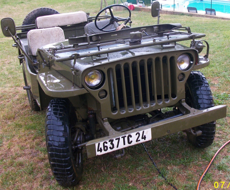 jeep willys hotchkiss m201 1957. Black Bedroom Furniture Sets. Home Design Ideas
