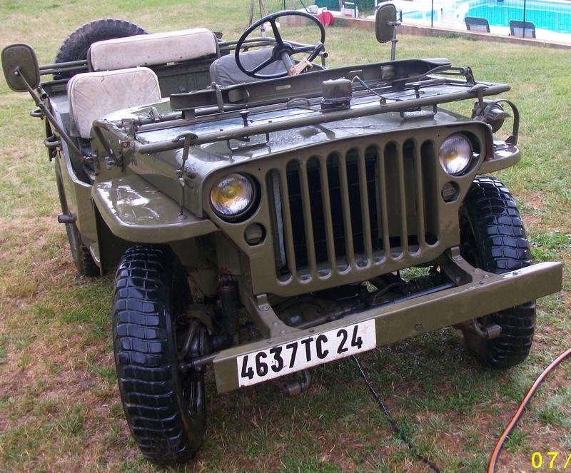 Jeep Willys Hotchkiss M201 1957