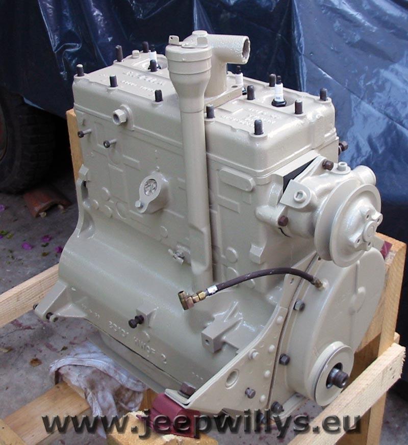 Bloc moteur