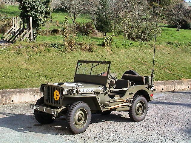 Jeep Willys 1944 Photo 3