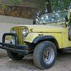 Jeep CJ7 4.2 L boîte auto 3 rapports 1977 - 2