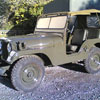 Jeep Willys M606A3, vue de profil