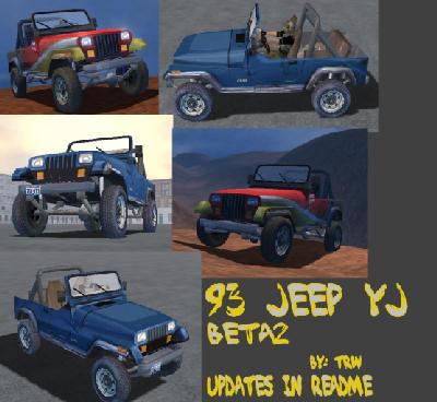 Jeep YJ 1993
