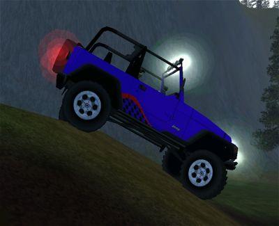 Jeep Rubicon 2002