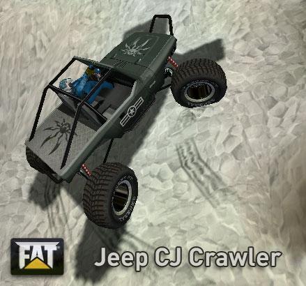 Jeep CJ Crawler