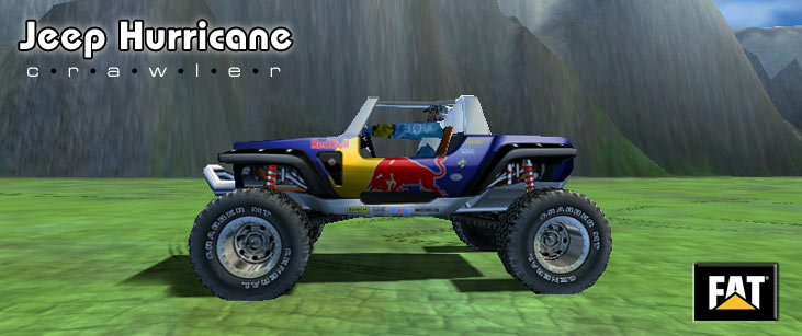 Jeep Hurricane Crawler