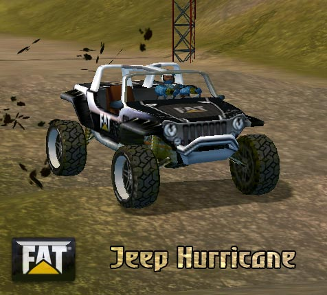 Jeep Hurricane racer