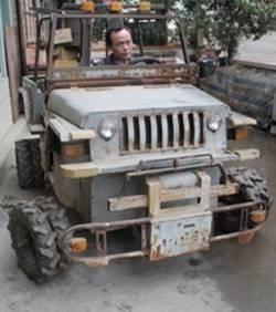 Une Jeep pour moins de 500 euros